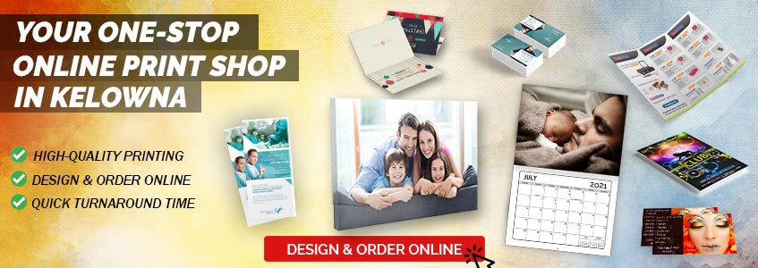 Kelowna Print Shop & Printing Services