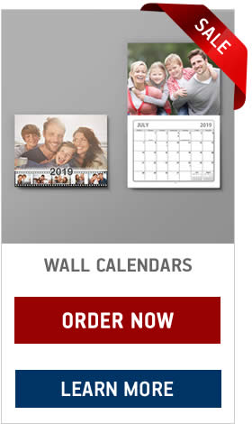 Wall Calendars on sale. Make your own calendar