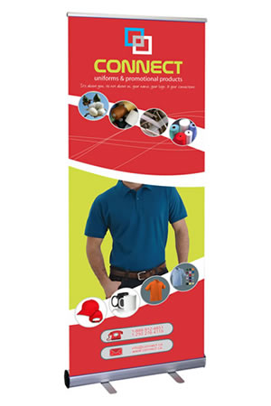 Kamloops Pull-up Banner | Print Factory