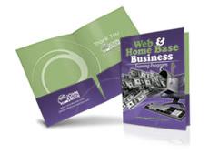 Presentation Folders Printing | Print Factory