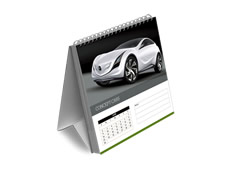 Desk calendars | Print Factory
